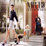 Harper´s Bazaar – Mr.Big Gets Downsized !!!