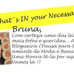 What´s IN your Necessaire
