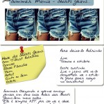Summer Love – Short´s Jeans…