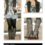 Meu Look – Black&Gray