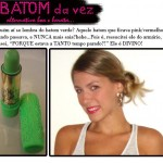 Dica do Glam: Batom PINK