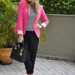 Meu Look: Quase Color Blocking…