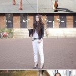 Inspired: White Jeans