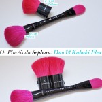 Dica: Pincel & Kit Sephora
