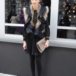 Glam Street Style: Somerset House