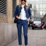 Weekend Inspiration: Calça Pois