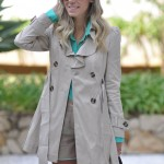 Meu Look: Trench Coat