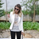 Meu Look: Black & White