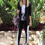 Meu Look: Its All About B&W…