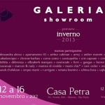 Convite: Showroom byNV no Galeria Showroom