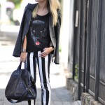Meu Look: Stripes