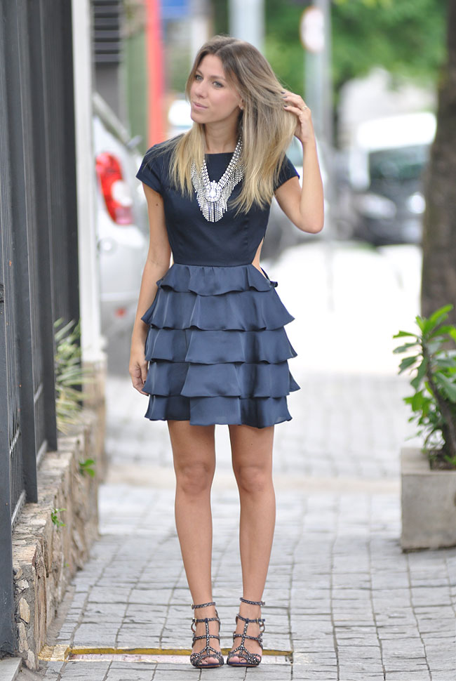 glam4you - natal - nati vozza - look - blog - vestido - recorte - cut out dress - navy - inspiracao - natal - festa de final de ano