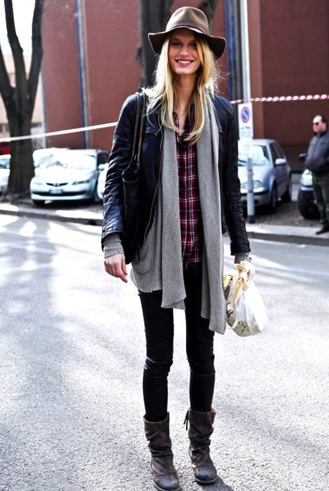 glam4you - nati vozza - hat - cold - frio - winter - chapeu - inspiracao - street style - look