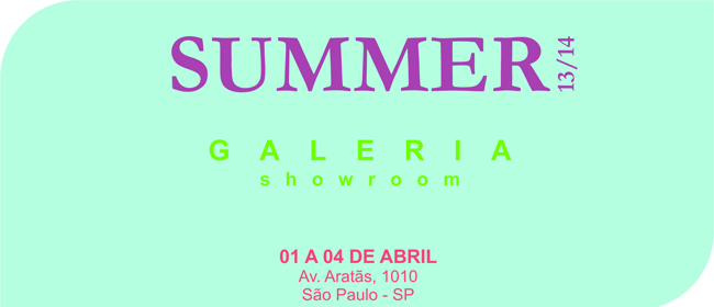 SAVE THE DATE- galeria showroom - bynv