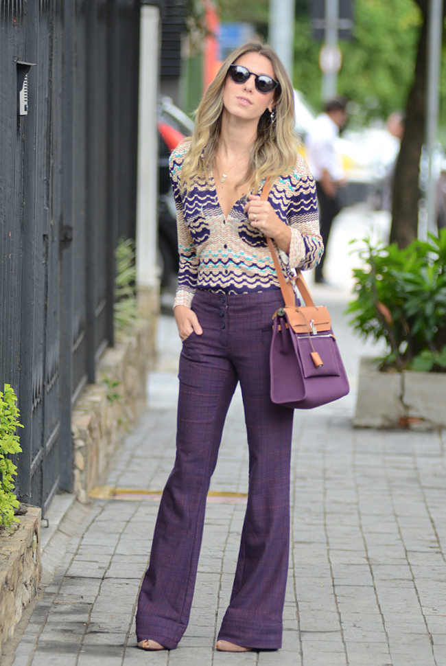 glam4you - nati vozza - look - social - roxo - purple - atelie das tres - hermes - look social