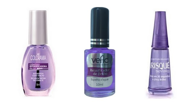 Glam4You por Nati Vozza | Overdose de Esmalte: O Top Coat!
