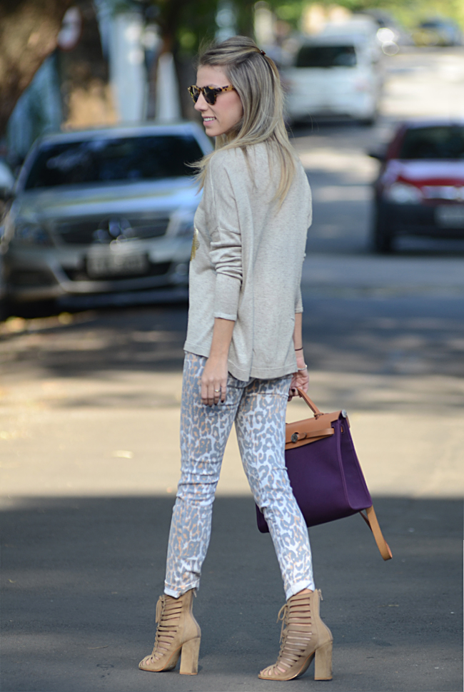 Glam4You por Nati Vozza | Meu Look: Printed Pants