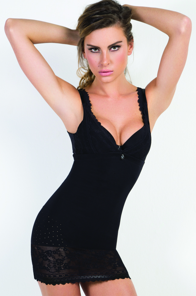 Glam4You por Nati Vozza | Exageros de inverno - Lace Sensation Body Dress