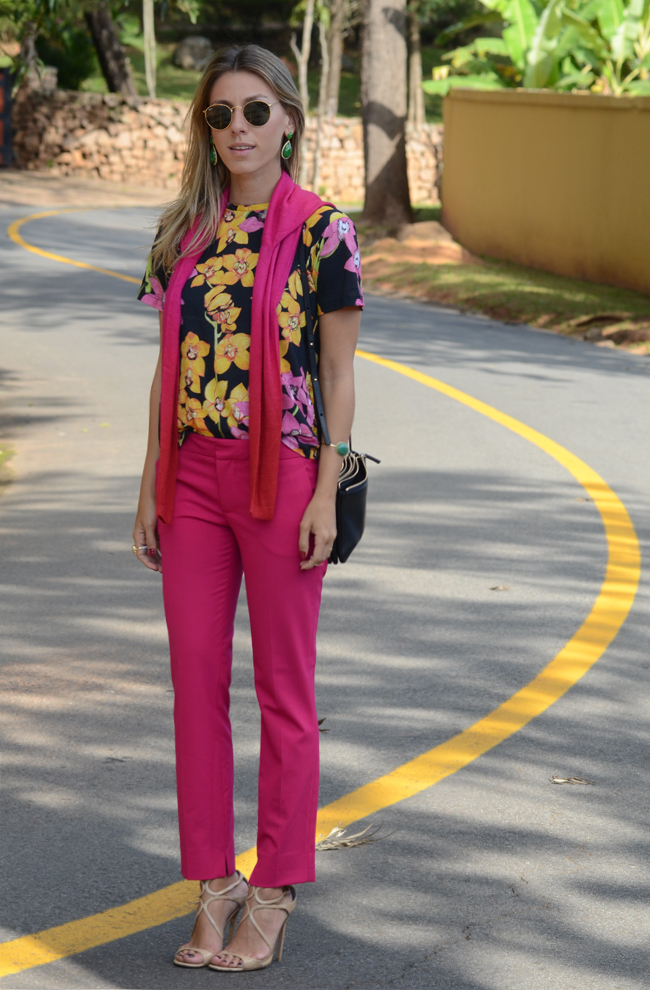 Glam4You por Nati Vozza | Meu look: Addicted do Pink