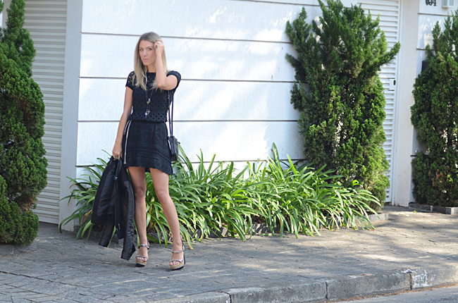 Glam4You por Nati Vozza | Meu look: All Black