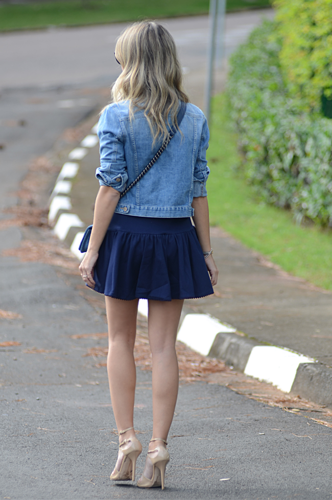 Glam4You por Nati Vozza | Meu look: Blue