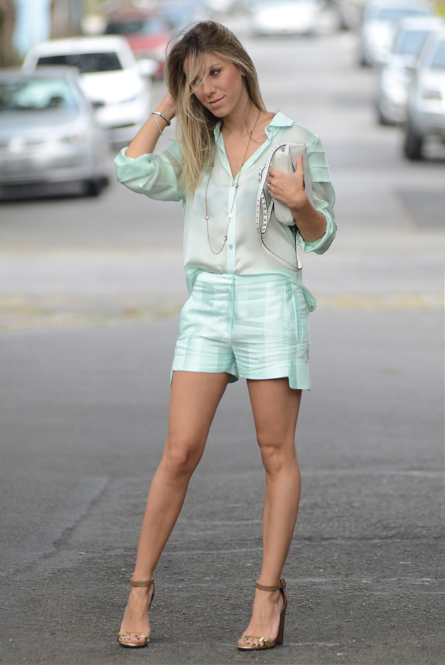 Glam4You por Nati Vozza | Meu look: Conjunto Pastel