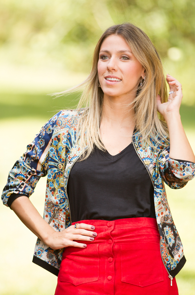 Glam4You por Nati Vozza | Meu look: 3 cores