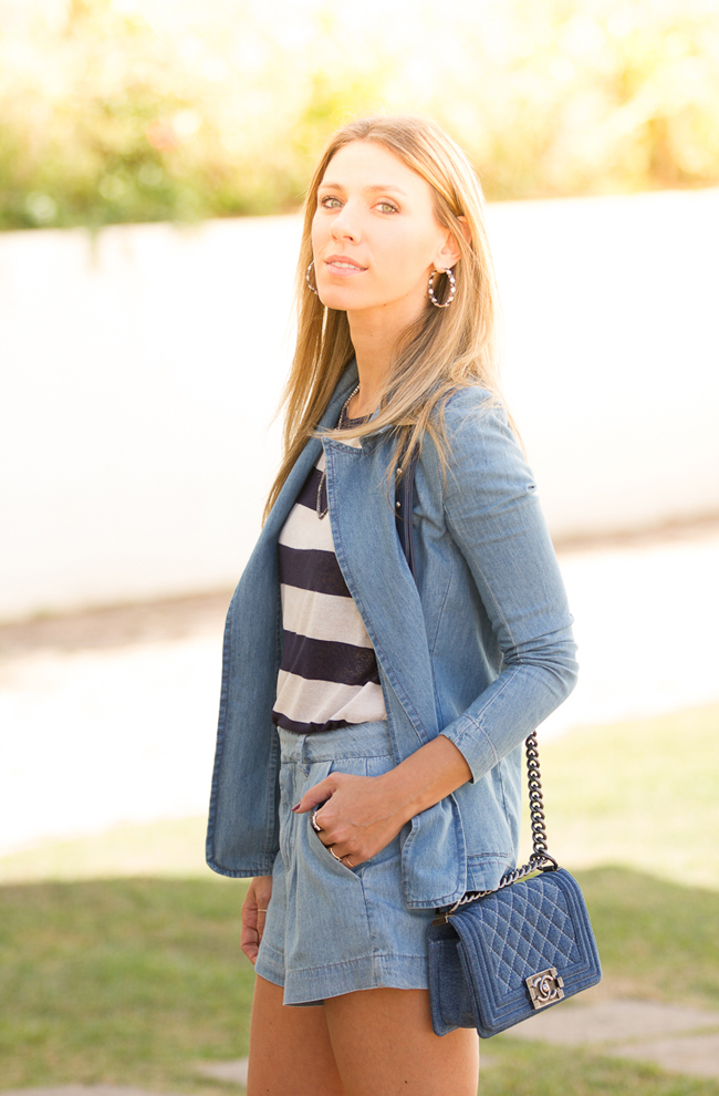 Glam4You por Nati Vozza | Meu look: Conjunto Jeans