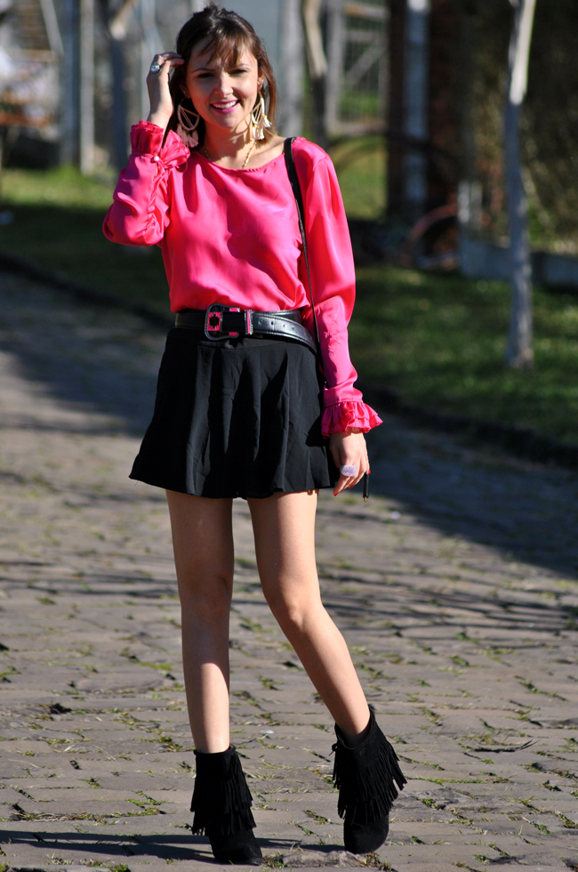Glam4You por Nati Vozza | Look da Leitora: Aline Gregio