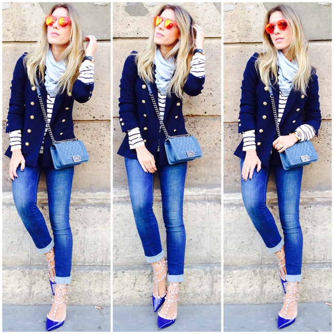 nativozza look jeans valentino blog LOOK DO DIA EM PARIS