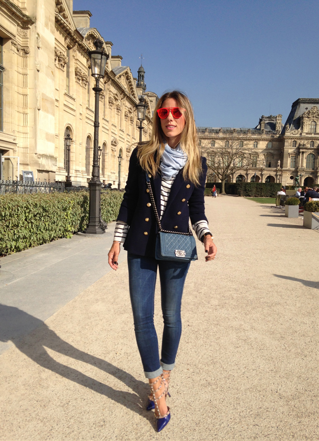 nativozza look jeans valentino blog 3LOOK DO DIA EM PARIS