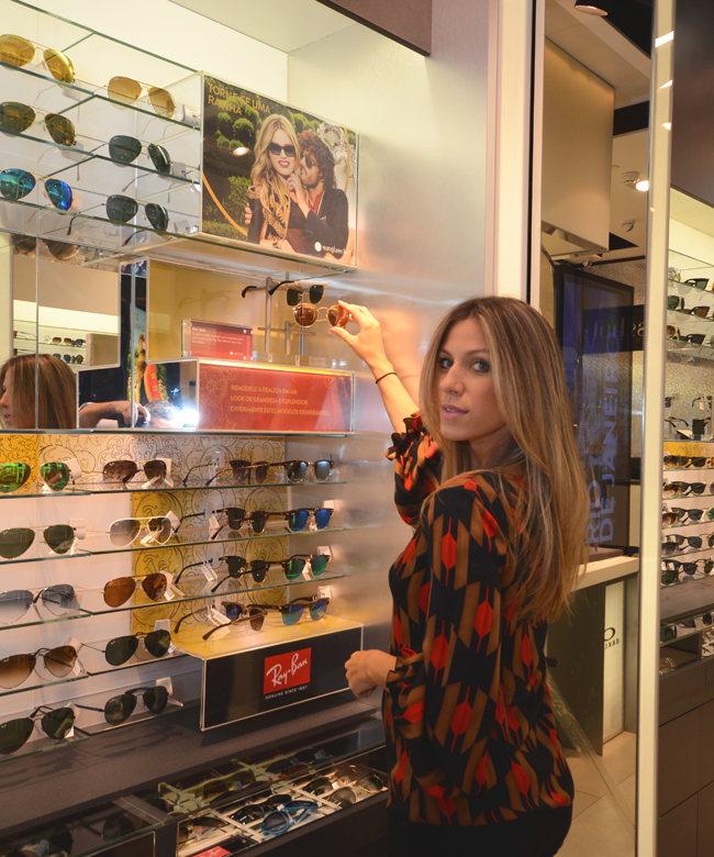 NATI VOZZA LOOK BLOG 5VISITA NA SUNGLASS HUT