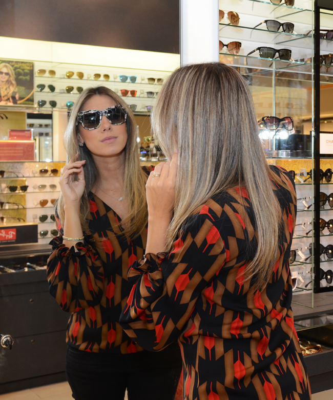 NATI VOZZA LOOK BLOG 9VISITA NA SUNGLASS HUT