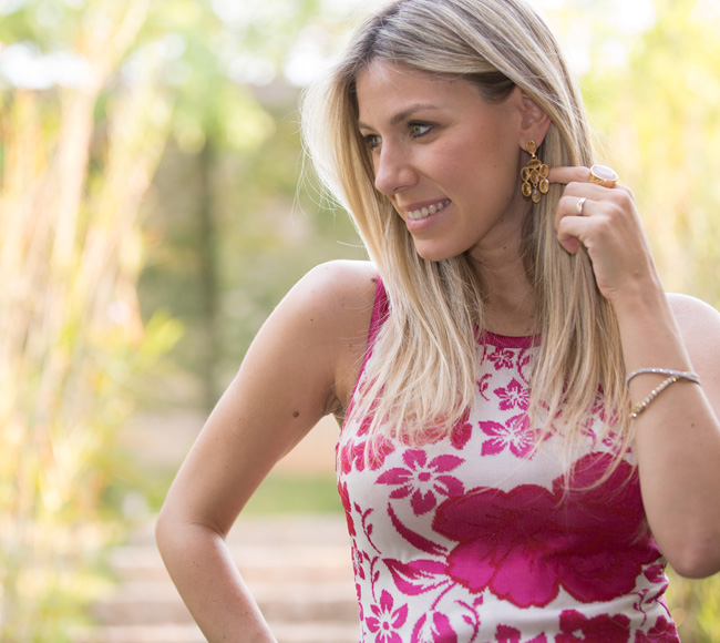 nati vozza look blog gravida 13LOOK THINK PINK
