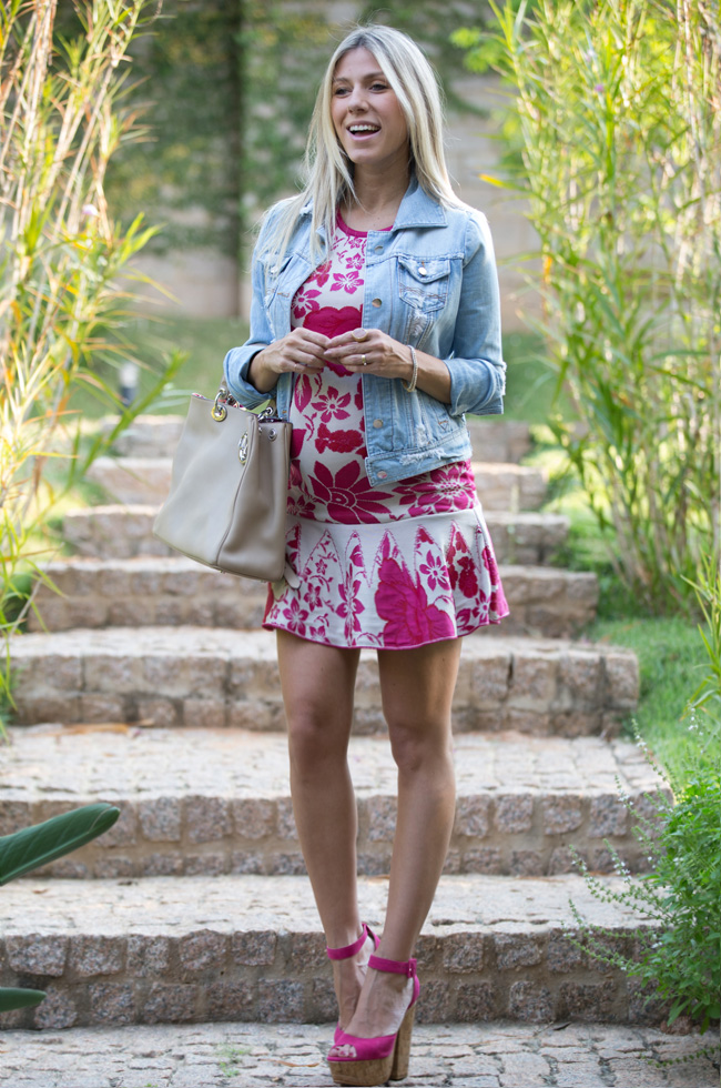 nati vozza look blog gravida 8LOOK THINK PINK