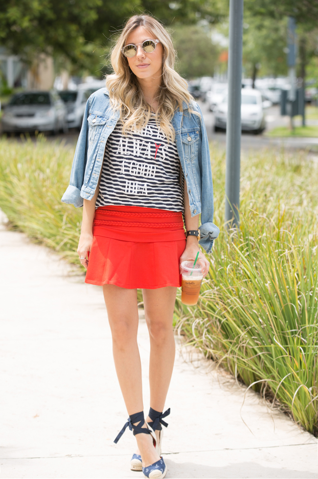 nati vozza look blog 6LOOK NAVY