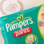 FRALDINHA DE VESTIR PAMPERS PANTS