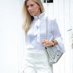 LOOK ALL WHITE PARA O FINAL DE SEMANA