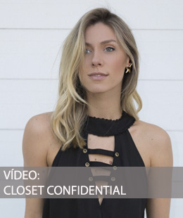 VÍDEO: TAG CLOSET CONFIDENTIAL