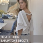 DICA DE LOOK PATCH E DECOTE