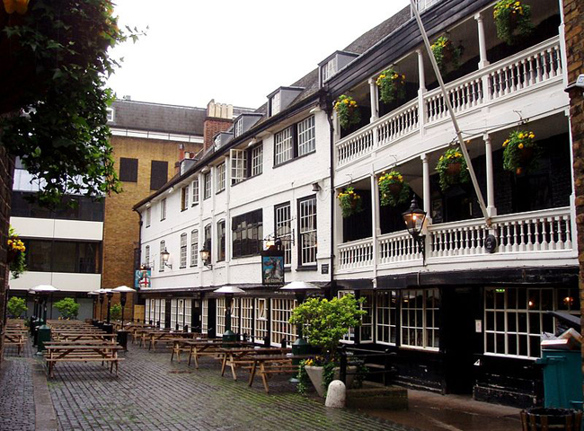 the-george-inn-london
