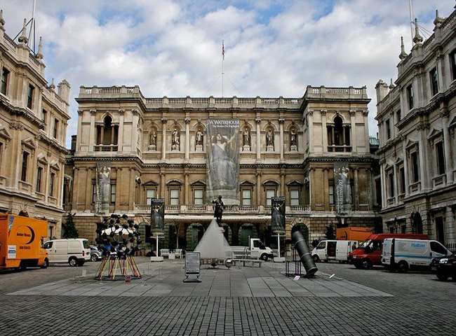 Royal-Academy-of-Arts-London