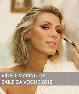 VÍDEO MAKING OF BAILE DA VOGUE 2018